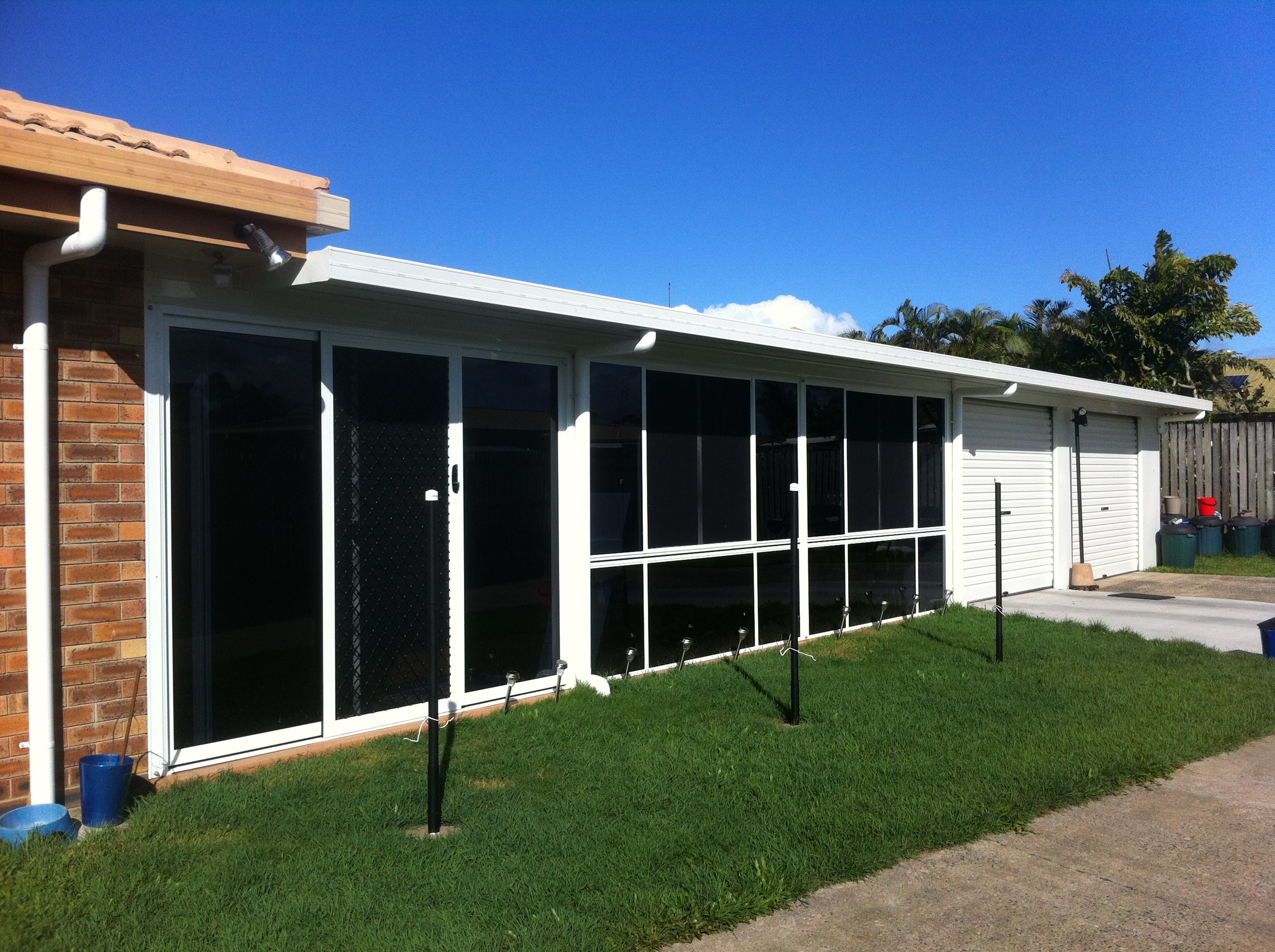 Fully Enclosed Welcome To Tq Patio S