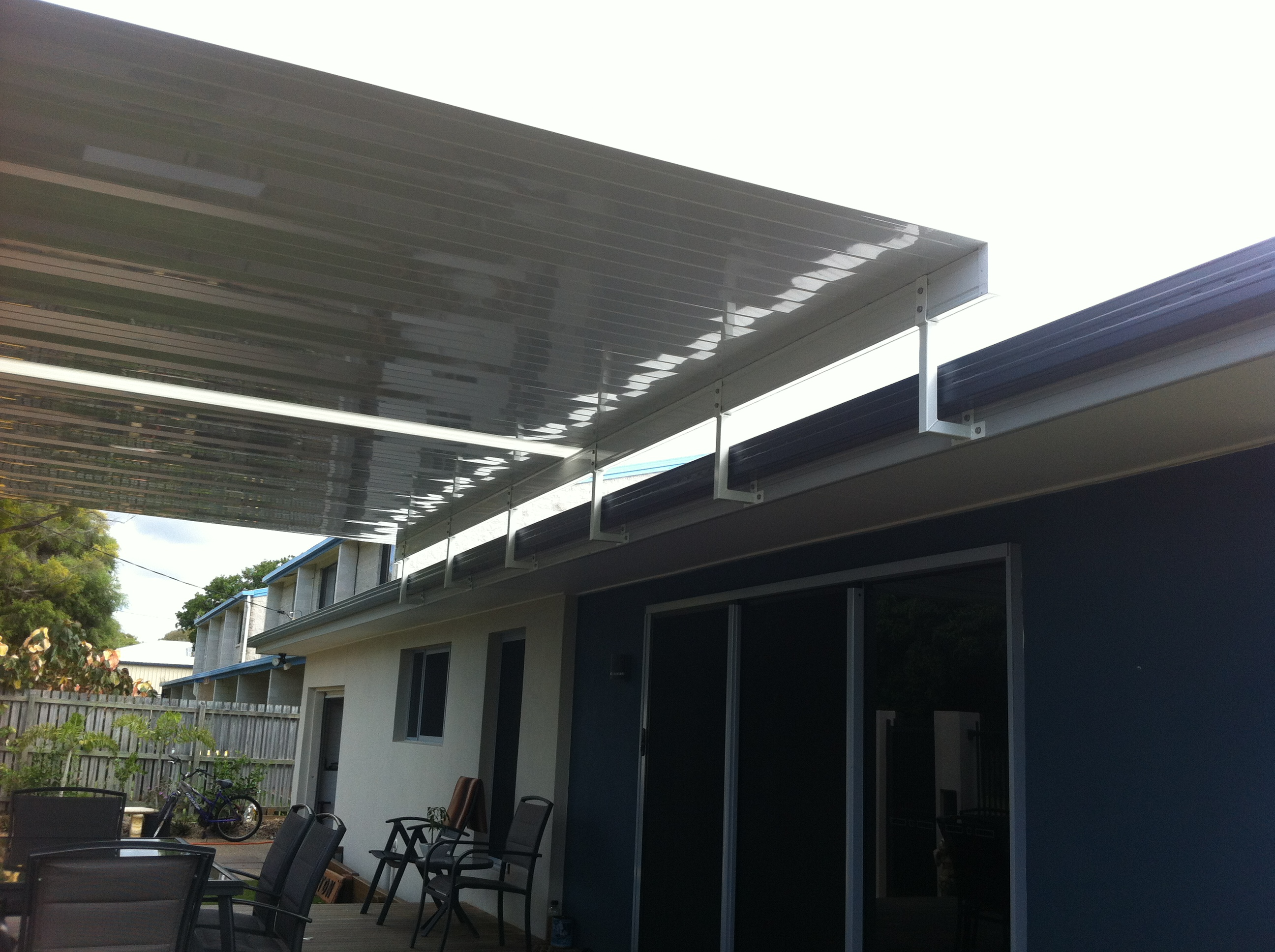 Fly Over Or Raised Welcome To Tq Patio S
